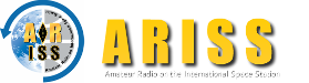 ARISS Amateur Radio International Space Station